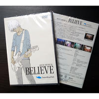 ROCK MUSICAL  BELIEVE BlueFish DVD