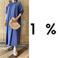 ワンピース 1% イチパーセント