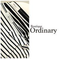 ボーダーカットソー Boutique Ordinary