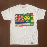 "'OKAKOPA LINE【HAWAII'S FINEST】FLAG001 ""KIDS"" TEE"