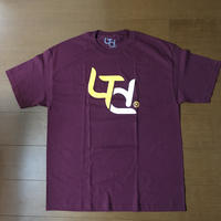 "LTD ""LOGO"" BURGUNDY Tee"