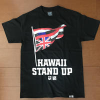 2019 AUKAKE LINE【HAWAII'S FINEST】STAND UP BLACK