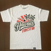 'OKAKOPA LINE【HAWAII'S FINEST】DESTINATION001 TEE