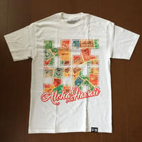 2018 MEI LINE【HAWAII'S FINEST】STAMP001 TEE