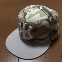 "POLY LOVE HAWAII ""IWALANI"" 7'5/8 FITTED HAT"
