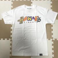 2020 OKAKOPA LINE【HAWAII'S FINEST】LOGOS WHITE