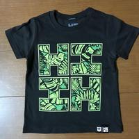 2020 IANUALI LINE【HAWAII'S FINEST】KEIKI LEAVES GREEN(キッズ)