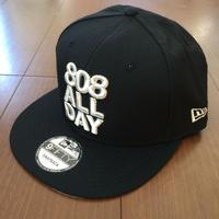 "808ALLDAY  STACK ""RAIDERS"" Hat"