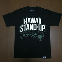 2018PEPELUALI LINE【HAWAII'S FINEST】STAND UP001 TEE