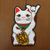 "808ALLDAY ""LUCKY CAT"" IRON PATCH"