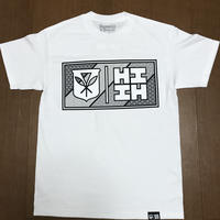 2019 MALAKI LINE【HAWAII'S FINEST】SIMPLE LOGO TRIBAL BW
