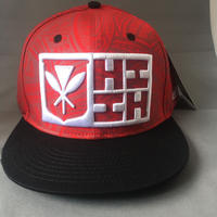 "HAWAII'S FINEST ""TRIBAL"" SNAP BACK HAT"