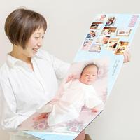 赤ちゃんのファーストアルバム