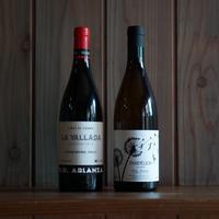 スペインセット(赤白ワイン × 2本)