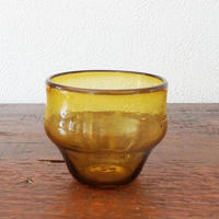 吹きガラス工房 彩砂 ガラスコップ