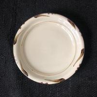 袖師窯 7寸リム皿中