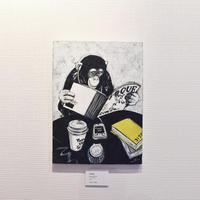 mikimikimikky1016. 「holiday」アート作品・原画