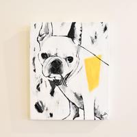 mikimikimikky1016. 「French bulldog」アート作品・原画