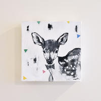 mikimikimikky1016. 「deer」アート作品・原画