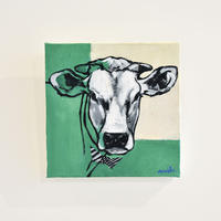 mikimikimikky1016. 「cow」アート作品・原画