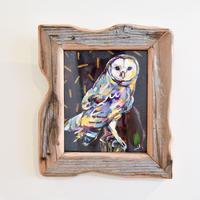 mikimikimikky1016. 「owl multi」アート作品・原画