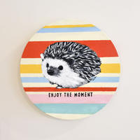 mikimikimikky1016. 「Hedgehog」アート作品・原画