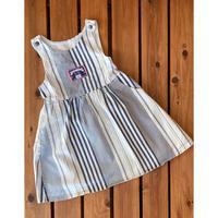 【120cm】USA LEE Stripe Onepiece