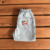 【100cm】Mickey Denim Jeans