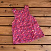 【95cm】Vintage Corduroy Dress