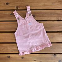 【95cm】OSHKOSH Pinksalopette