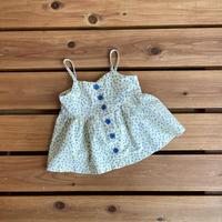 【100cm】USA Floral Crop Camisole