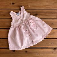 【95cm】OSHKOSH Pink Onepiece