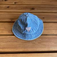 【52cm】USA Vintage GUESS Denim Hat