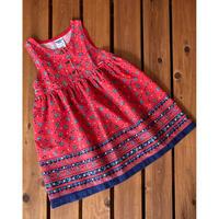 【110cm】USA OSHKOSH Flower Dress