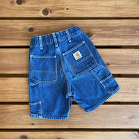 【90cm】Carhartt Denim Halfpants