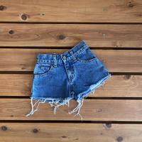 【110cm】Vintage Levi's Denim Shorts
