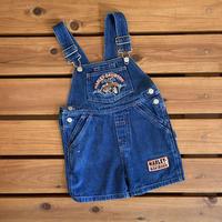 【100cm】Harley Davidson Denim Shortalls