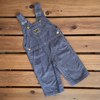 【80cm】Vintage USA Lee corduroy Overalls
