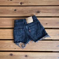 【100cm】Vintage Levi's 550 Denim Shorts