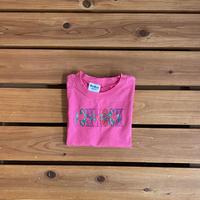 【110cm】USA OSHKOSH Rose T-shirt