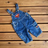 【80cm】Superman Overall