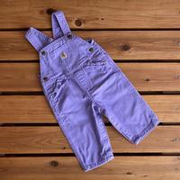 【80cm】Carhartt Purple Overall