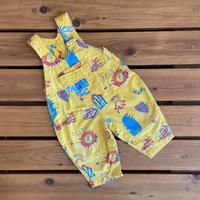 【70cm】Vintage animal overalls