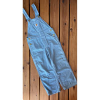 【120cm】Carhartt hickory Overalls