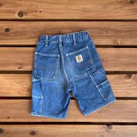 【100cm】Carhartt Denim Halfpants