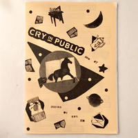 CRY IN PUBLIC zine #7