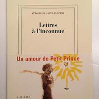 ANTOINE DE SAINT-XUPERY|Lettres a l'inconnue