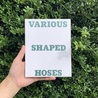 Takashi Homma|VARIOUS SHAPED HOSES AND SNAKE