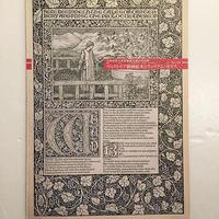 ヴィクトリア朝挿絵本とウィリアム・モリス