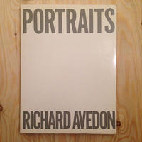 RICHARD AVEDON|PORTRAITS